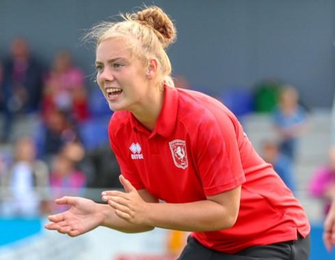 Lotte Jansen volgend seizoen trainster van gloednieuw meidenteam MO13-1: