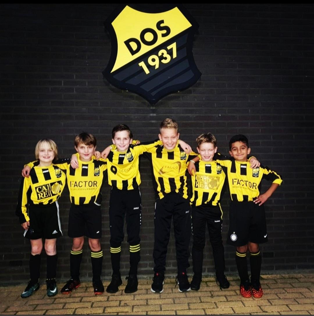 Jeugdspelers DOS'37 uitgenodigd voor Regiotrainingen FC Twente/Heracles academie & FC Emmen